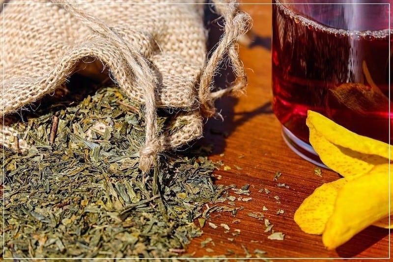 травяные чаи для здоровья