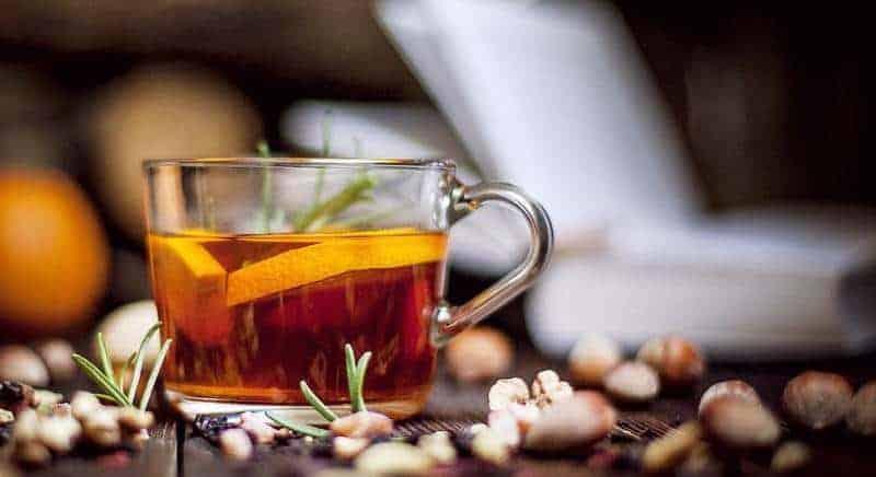 успокаивающий чай рецепт