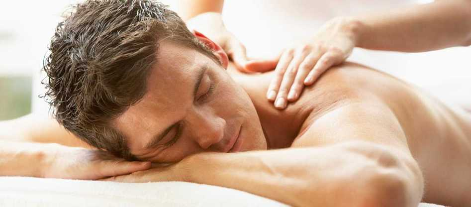 массаж шиацу для мужчин
