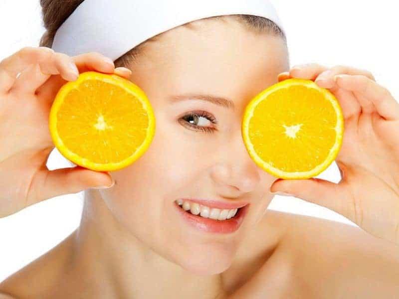 апельсины для глаз