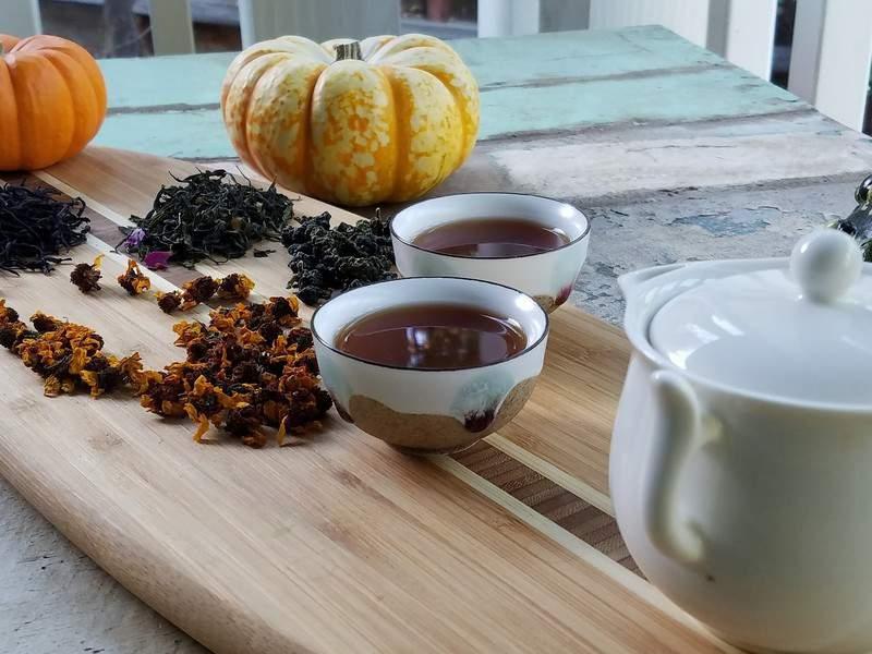чёрный китайский чай