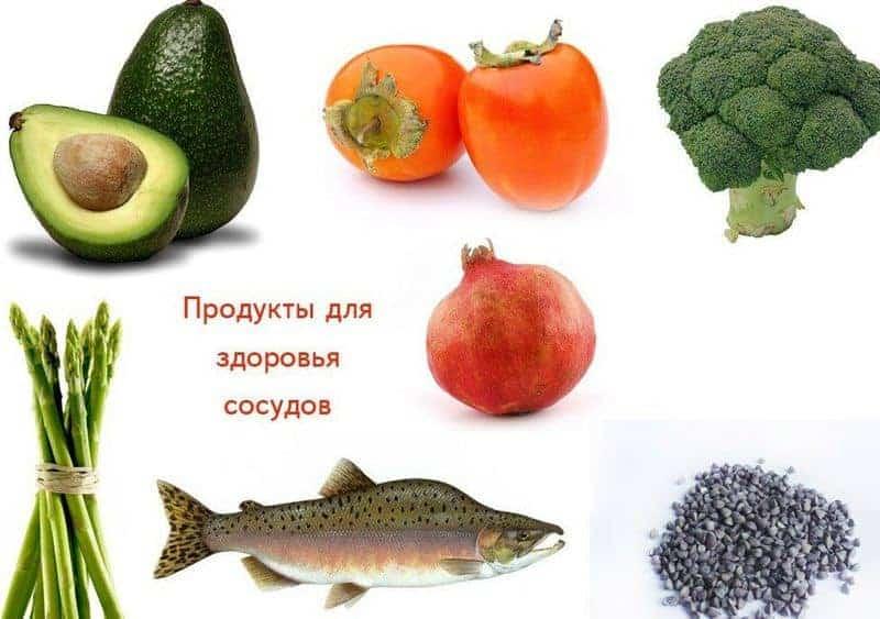 что кушать при атеросклерозе