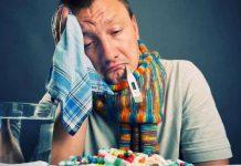 грипп у мужчины
