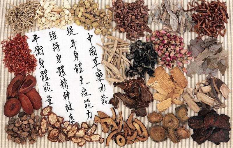 китайские травы в народной медицине