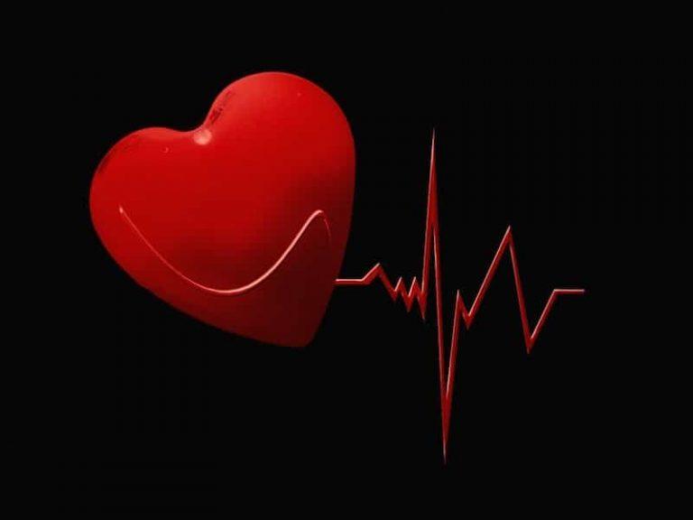 Картинка импульс сердца