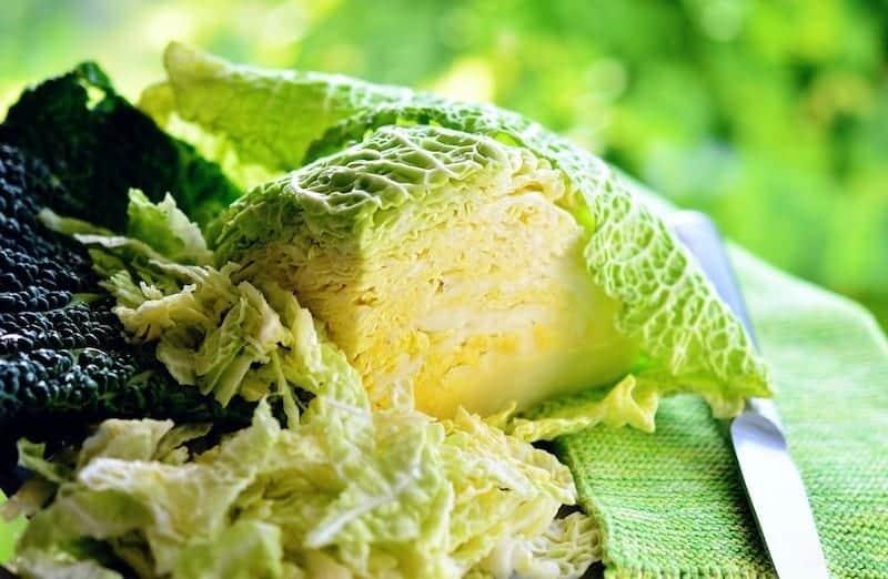 готовить капусту