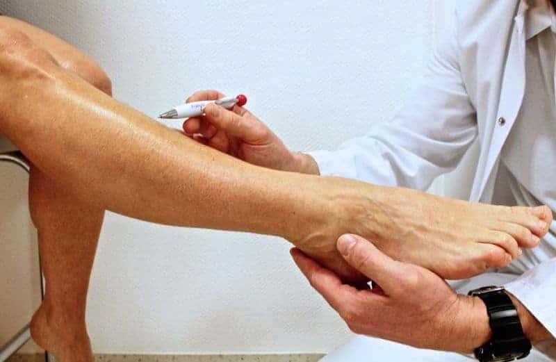 диагностика ног