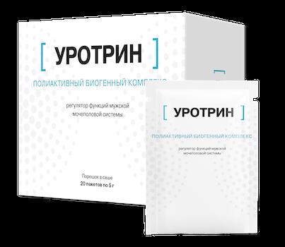 Уротрин — средство для восстановления мужского здоровья